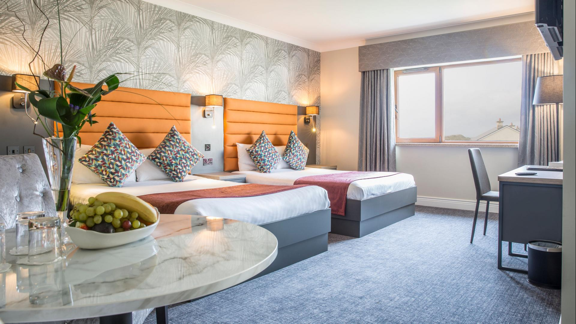 . Family Hotels Sligo  Family Rooms Diamond Coast Hotel